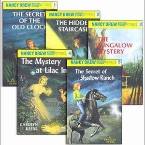 📚 Book Bundle 📚 Nancy Drew Starter Kit